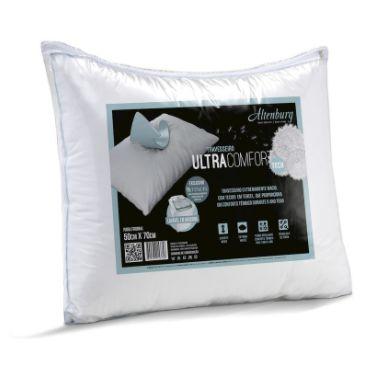 Travesseiro Ultracomfort 50 x 70 cm - Branco - Altenburg