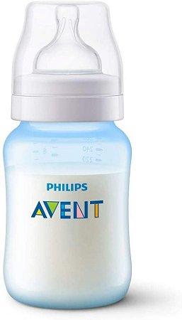 Mamadeira Anti-Colic 260ml +1m - Azul - Philips Avent