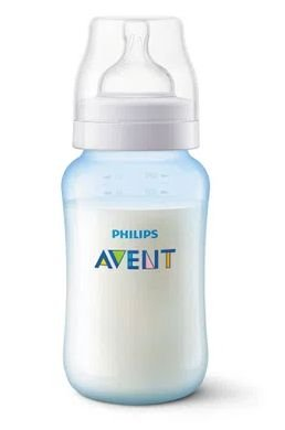 Mamadeira Anti-Colic 330ml +3m - Azul - Philips Avent