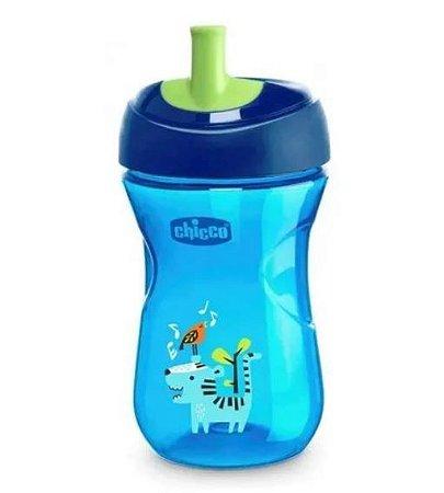 Copo Advance Cup +12M - Azul - Chicco