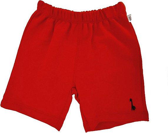 Short Masculino - Vermelho - Puc Hering