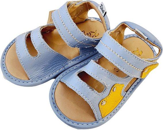 Sandália - Azul - Kitcolt