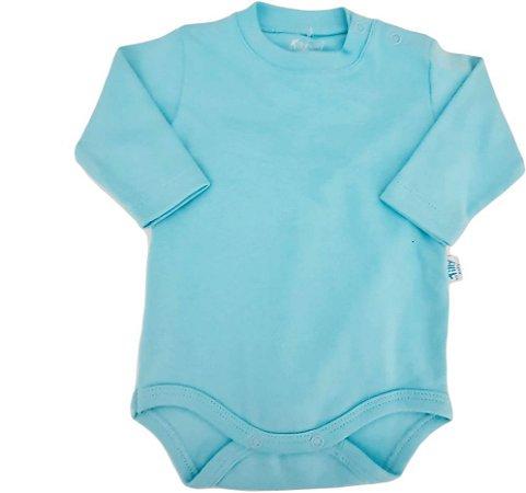 Body Infantil - Azul Claro - Tilly Baby