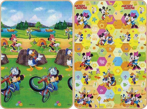 Tapete Disney Trip Mickey 120 x 180 cm - Jolitex