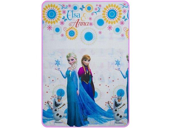 Tapete Recreio Disney Frozen 120 x 180 cm - Jolitex