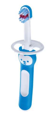 Escova Dental Baby's Brush +6M - Azul - MAM