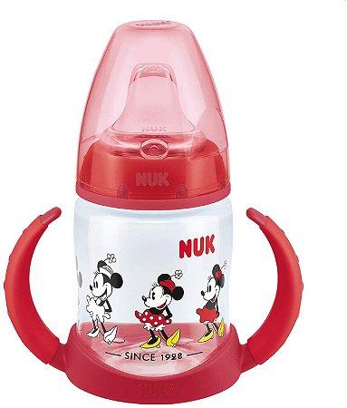 Copo de Treinamento First Choice 150 ml com Alça 6-18m - Disney Minnie - Nuk