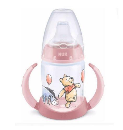 Copo de Treinamento First Choice 150 ml com Alça 6-18m - Disney Pooh - Nuk