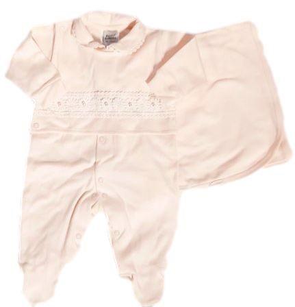 Saída Maternidade Feminina - Rosa - Sonho Mágico