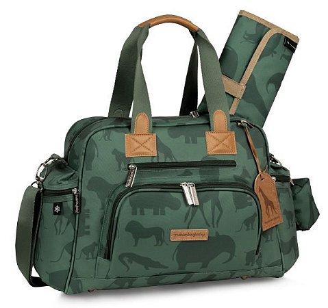 Bolsa Térmica Everyday Safari - Verde - Masterbag