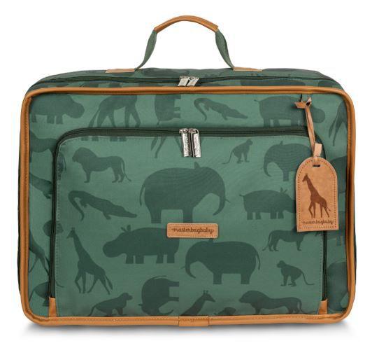 Mala Vintage Safari - Verde - Masterbag