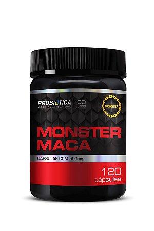 Monster Maca 120 cápsulas