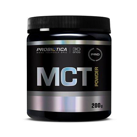 MCT - Triglicerídeos de cadeia média 200g