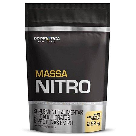 Massa Nitro 2,52kg Probiotica