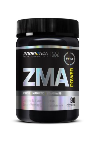 ZMA Power 90 caps Probiotica