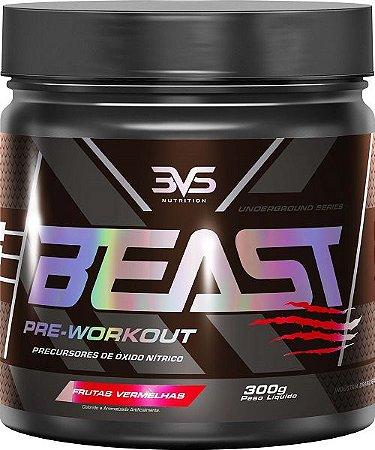 Beast Pré-Workout 300g 3VS