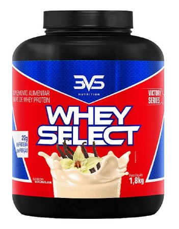 Whey Select 3VS 1,8kg