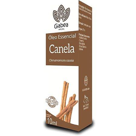 Óleo Essencial de Canela 10ml Gabea
