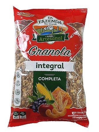 Granola Integral Completa 1Kg Biosoft