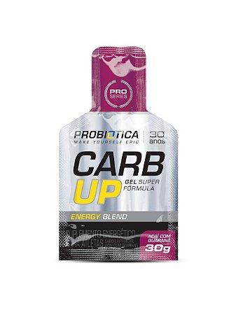 Carb-up gel super fórmula sachê 30g