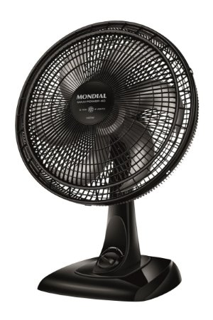 Ventilador de Mesa Mondial 40CM Maxi Power 6 Pás V-40-B