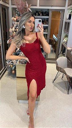 Vestido Pandora Lurex