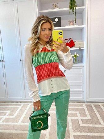 Camisa de Tricot Valentina
