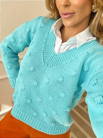 Blusa de Tricot Tiffany