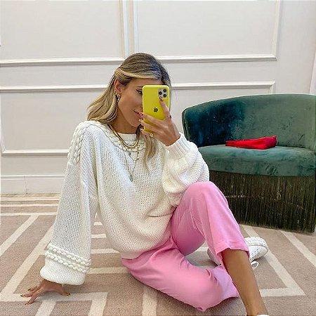 Blusa de Tricot Lorena