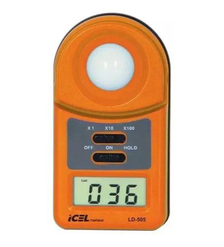 LD-505 ICEL Luximetro Digital 50.000