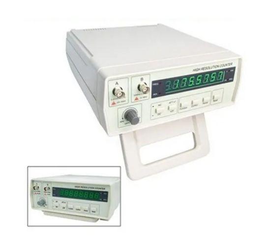 VC-3165 - VICTOR - Frequencimetro Digital De Bancada