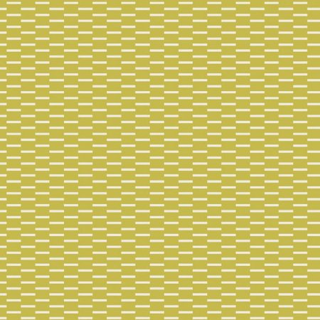 Papel de Parede Geométrico Amarelo / Prata