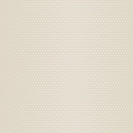 Papel de Parede Geométrico Bege / Branco