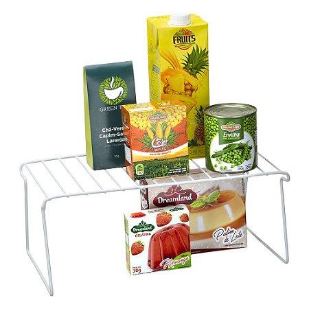 Aramado de Cozinha Prateleira Organizadora Arthi 2150 Branca