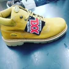 Bota cano medio XXL  style mostarda