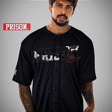 Camisa de baseball prison by new york city