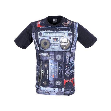 Camiseta chronic som