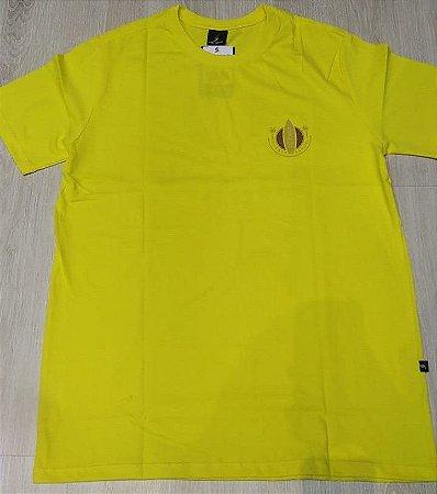 Camisa Lost Beach yellow