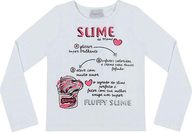 Blusa Momi Ml Receita Slime