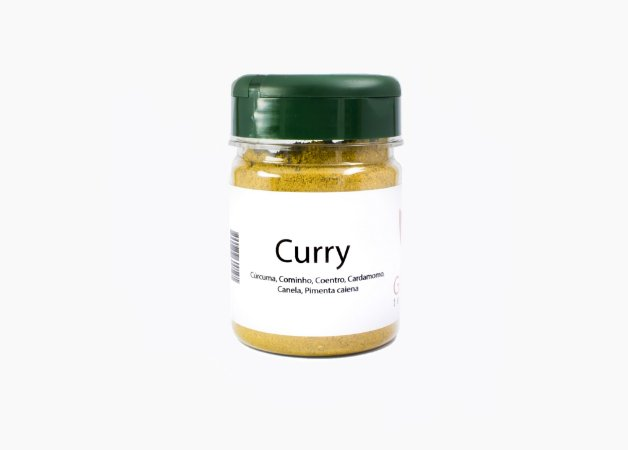 Curry Ginger Temperos