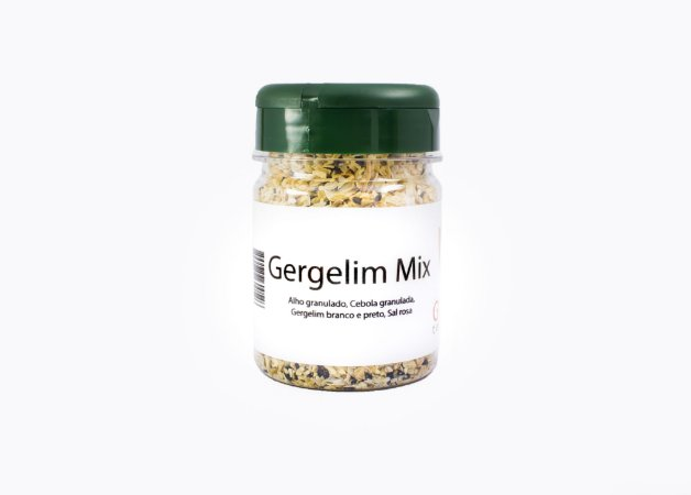 Gergelim Mix Ginger Temperos
