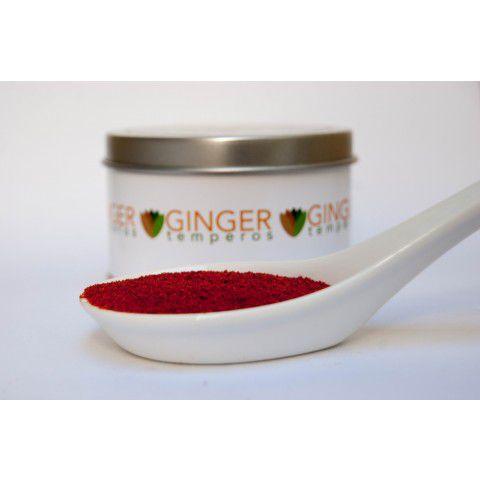 Páprica picante 49g Ginger Temperos