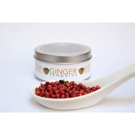 Pimenta rosa 19g Ginger Temperos