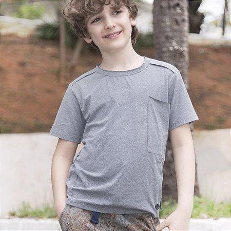 Camiseta dry fit mescla