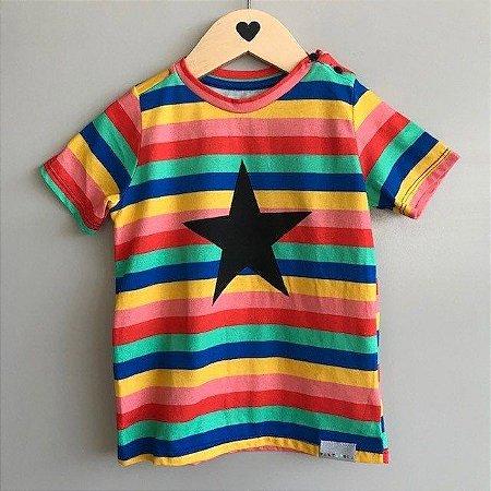 Camiseta novo arco iris