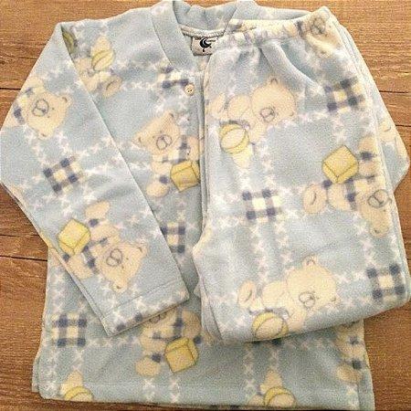 Pijama sof azul