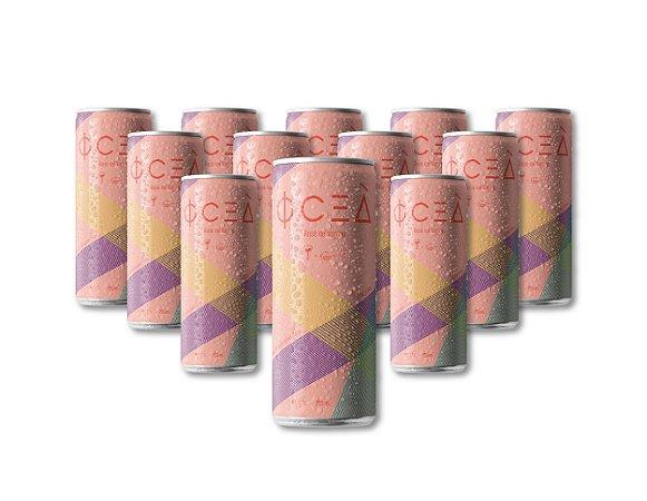 Oceà Rosé de Verano: 269mL (Pack 12 latas)  - R$12,99/unid