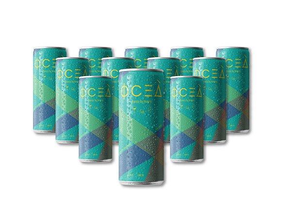 Oceà Blanco de Verano: 269 mL (Pack 12 latas) - R$12,99/unid