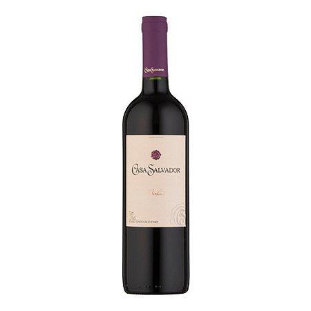 Salvattore Vinho Tinto Casa Salvador Merlot 2019
