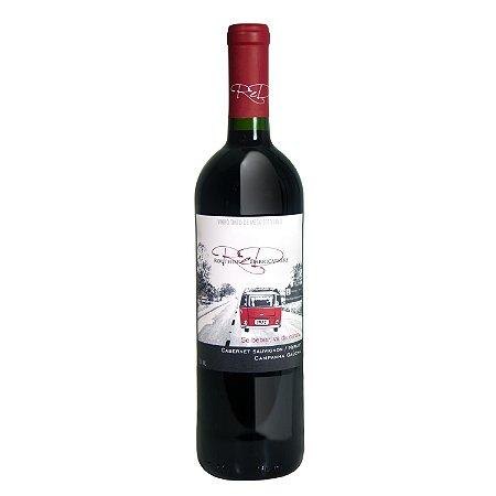 Routhier & Darricarrère Vinho Tinto ReD Blend Cabernet Sauvignon Merlot 2019